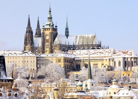Marchés de Noël à Prague 3* - 1