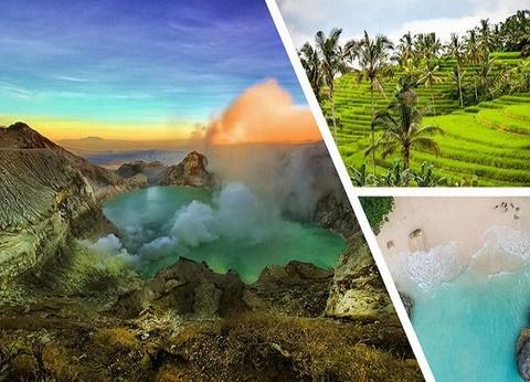 Circuit Privé: De Bali à Java - Entre Volcans, Plages & Rizières - 1