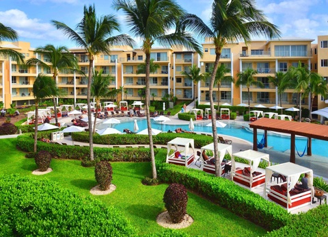 Hôtel Now Jade Riviera Cancun 5* - 1