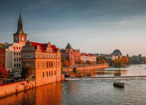 Escapade à Prague 4* - 1