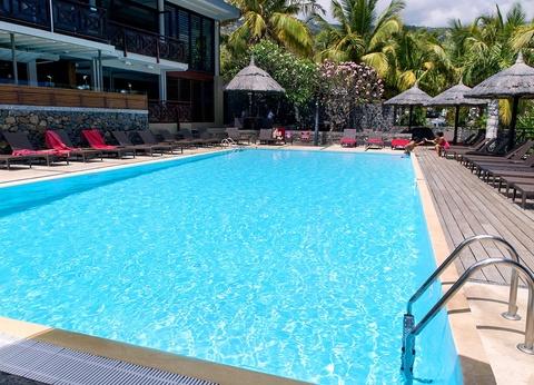 Hôtel Iloha Seaview 3* - 1