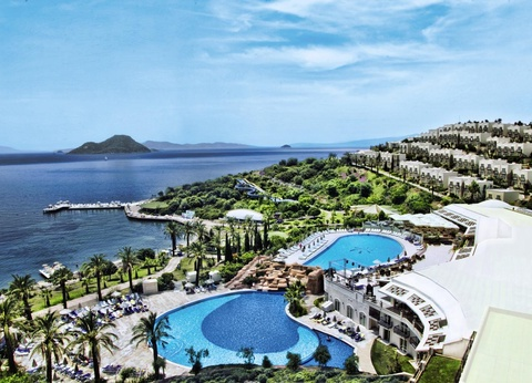 Hôtel Yasmin Bodrum Resort 5* - 1