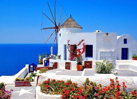 Périples dans les Cyclades - Mykonos, Paros et Santorin en 3* - Arrivée Athènes - 1