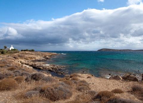 Circuit Les Cyclades, d'île en île 3* - 1