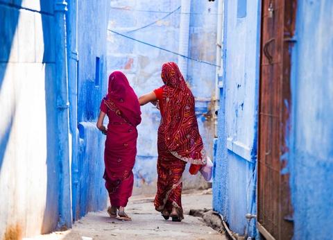 Circuit Couleurs Rajasthani - 1