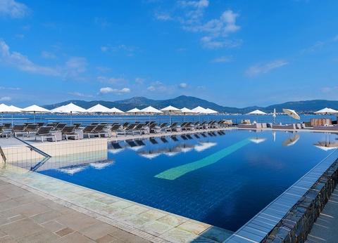 Hôtel Sofitel Golfe d'Ajaccio Thalassa Sea et Spa 5* - 1