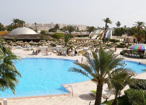 Hôtel Jerba Sun Club 3*, tout compris - 1