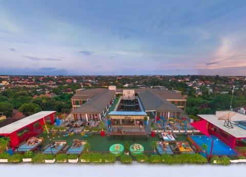 Hôtel Dash Seminyak Bali 4* - 1