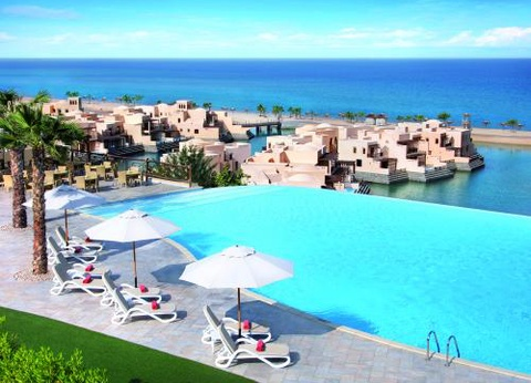 Hôtel Fram Expériences Cove Rotana Resort Ras Al Khaimah 5* - 1