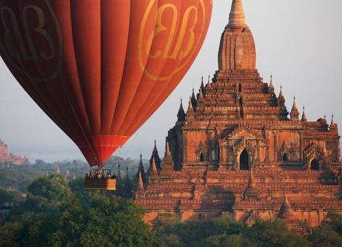 Circuit Grand Tour de la Birmanie - 1