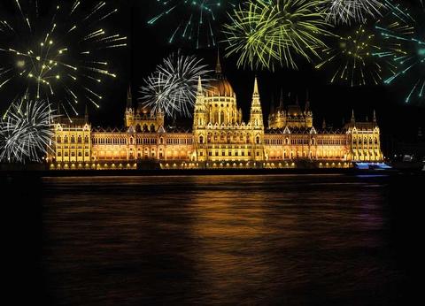 Réveillon à Budapest avec soirée du Nouvel An à l'hôtel - Hôtel The Aquincum 5* - 1