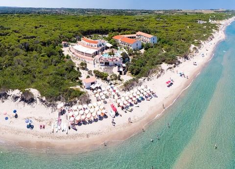 Hôtel Club del Golfo 4* - 1