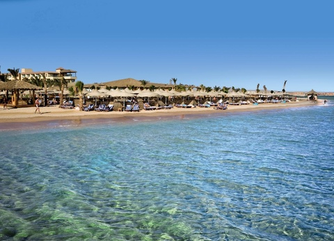 Hôtel Amwaj Blue Beach Resort & Spa - 4* - 1