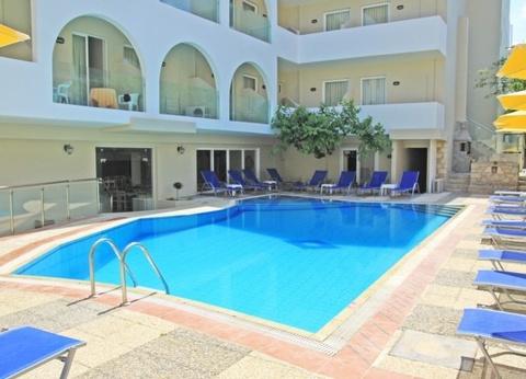 Hôtel Dimitrios 4* - 1