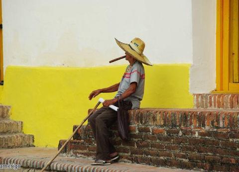 Circuit - couleurs cubaines - 1