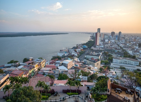 "Equateur, ""Mitad del Mundo"" et extension Galapagos - 1"