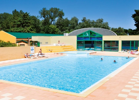 Camping  Domaine des Pins 4* - 1