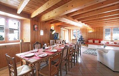 Chalet Maison montagnarde Les Copains - 1
