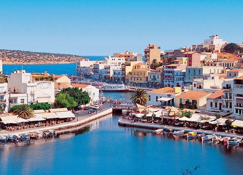 Périples 3 îles Crète, Santorin et Mykonos 3*  - 1