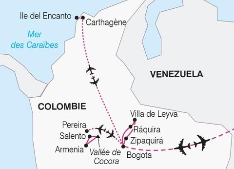 Charmes de Colombie - 1