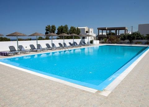 Hôtel Blue Bay Villa 4 clés - Arrivée Santorin - 1