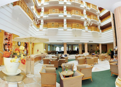 Hôtel Marhaba Royal Salem - 4* - 1