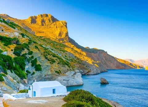 Périples dans les Cyclades - Naxos et Amorgos en 4* - Arrivée Athènes - 1
