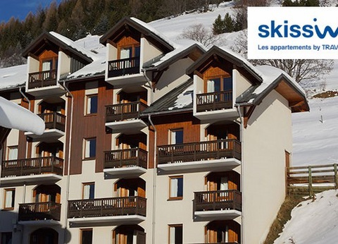 Résidence Skissim Classic L'Ouillon - 1
