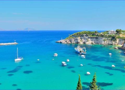 Périples dans les Sporades depuis Athènes - Skiathos et Alonissos - 1