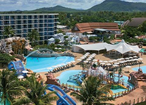 Club Coralia Splash Beach Resort by Langham 5* - 1
