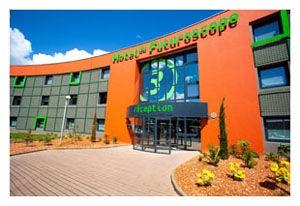 Futuroscope Hôtel du Futuroscope 1* - 1