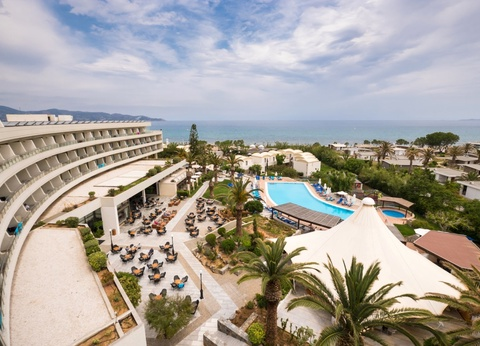 Hôtel Agapi Beach Resort - 1