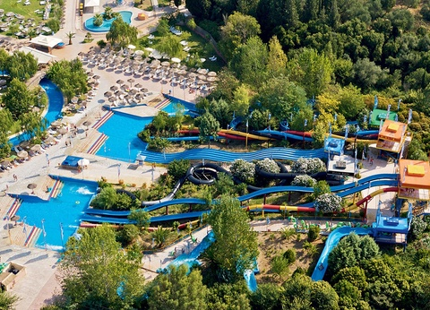 Hôtel Splashworld Aqualand Resort 4* - 1