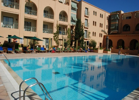 Hôtel Alhambra Thalasso Hammamet 5* - 1