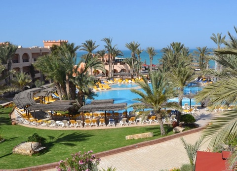Hôtel Vincci Safira Palms 4* - 1