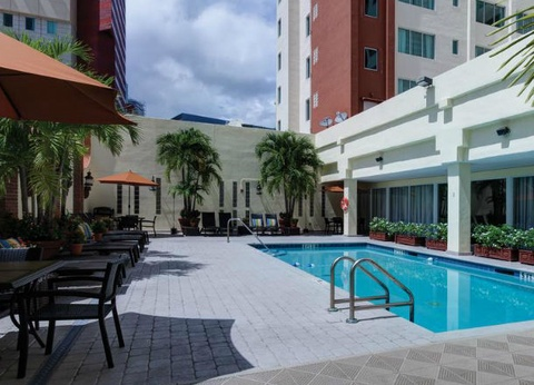 Holiday inn Port of Miami 3* - 1