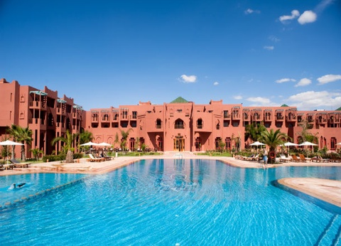 Hôtel Palm Plaza & Spa 5* - 1