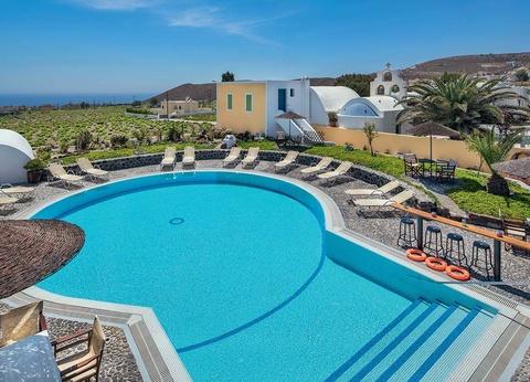 Hôtel Kalimera 3* - arrivée Santorin - 1