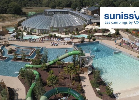 Camping Sunissim Le Domaine d'Inly 5* - 1