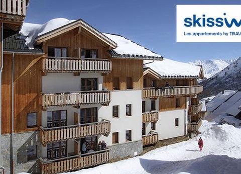 Résidence Skissim Select Les Bergers - 1