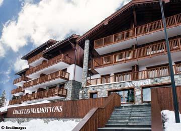 Résidence CGH Les Marmottons 4* - 1