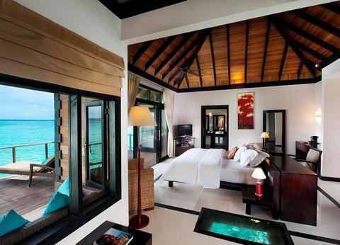 Hôtel The Sun Siyam Iru Fushi 5* - 1