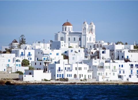 Circuit Combiné 2 îles : Paros - Santorin en 8 jours 3* - 1