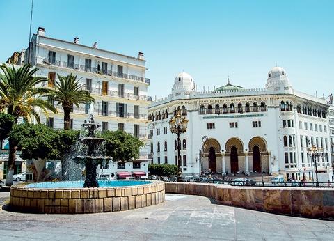 Circuit Alger « la Blanche » et Oran « l'Andalouse » - 1