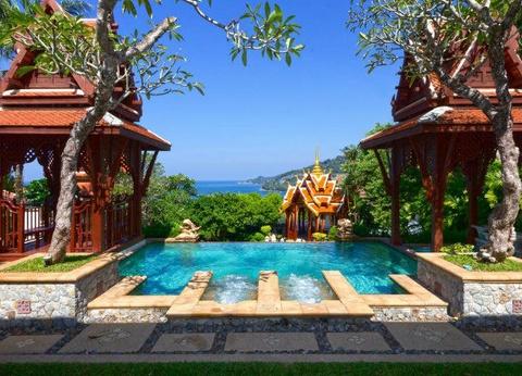 Hôtel Phuket Diamond Cliff Resort and Spa 4* sup - 1