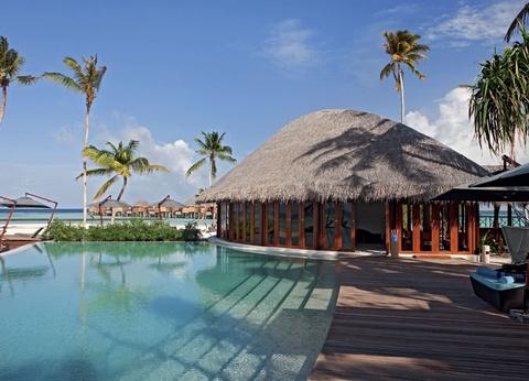Hôtel Constance Halaveli Maldives 5* - 1