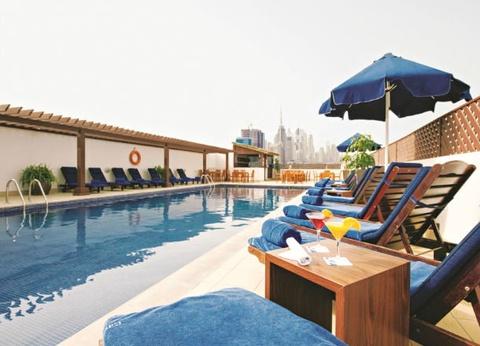 Hôtel City Max Bur Dubaï 3* - 1