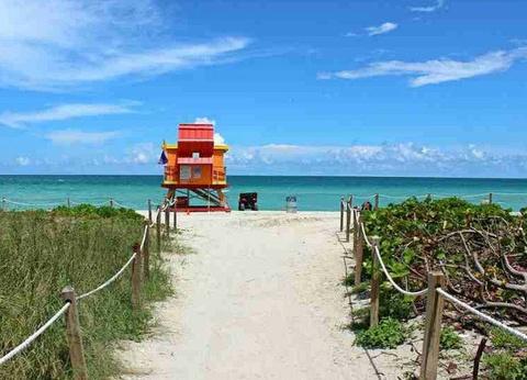 L'essentiel de la Floride et Croisière Bahamas - Extension Miami - 1