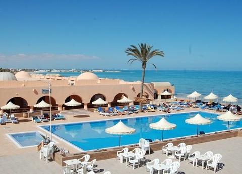 Hôtel Oasis Marine Club 3* - 1