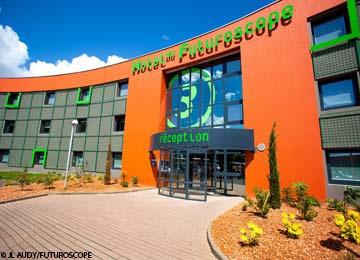 Hôtel du Futuroscope - Parc du Futuroscope - 1